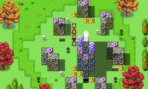Doom and Destiny screenshot 2 - a turn based RPG for Android