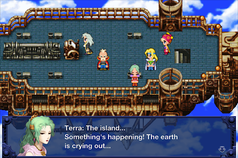 Final Fantasy 6 for Android