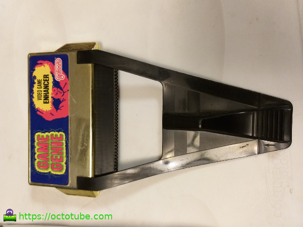 Game Genie for NES front