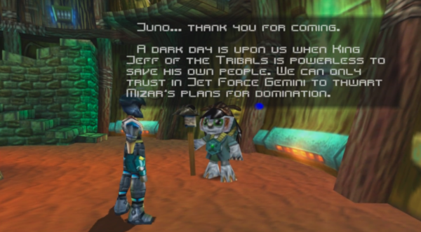 Jet Force Gemini - Screenshot 3