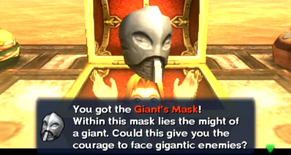 Stone Tower Temple Giants Mask